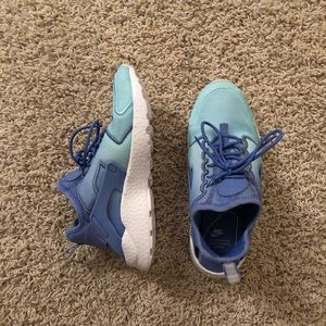 Nike Hurrache Ombré Shoes Size 8